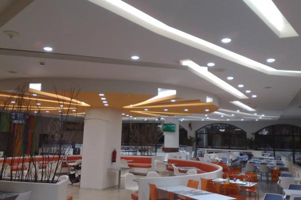 Albufeira Shopping Interior